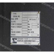 Сервомотор ISOFLUX type 645.3.15.0171A