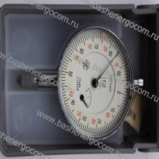 Индикатор ИЧ 02 часового типа с ценой деления 0,01мм кл.точности 0