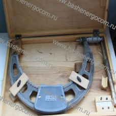 Микрометр со вставками (резьбовой) МВМ 250 (225-250)с ценой деления 0,01мм