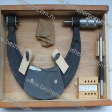 Микрометр со вставками (резьбовой) МВМ-150 (125-150) с ценой деления 0,01мм