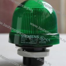 Сигнальный светильник 8WD5300-1AC зеленый цвет
