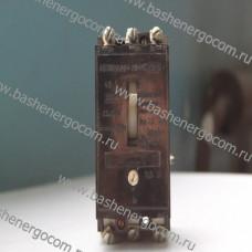 Автоматический выключатель АЕ2036ММ-20Н 00 УЗБ 380v 40А