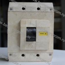 Автоматический выключатель ВА 04-36 340010 20УХЛЗ 380в 100А