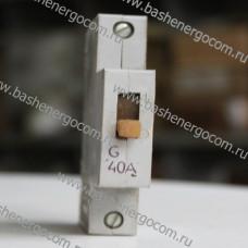 Автоматический выключатель ВА 23-29G1300-00 220в 40А