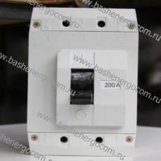 Автоматический выключатель ВА04-36 340010-20 УХЛ3 380в 200А
