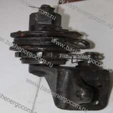 Лебедка ЗИЛ-131 держателя запасного колеса РААЗ 131Д-3105814 ЗИЛ