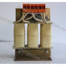 Дроссель сетевой ДРТ-4,0 Т-40/F 400v 10A