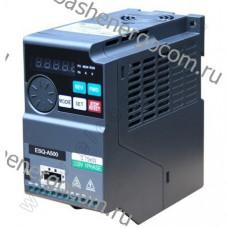 Однофазный преобразователь частоты ESQ-A500-021-0.75K