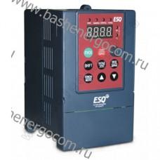 Однофазный преобразователь частоты ESQ-800-2S0002