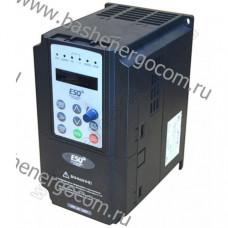 Однофазный преобразователь частоты ESQ-600-2S0022