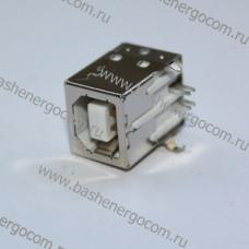 Розетка на плату USBB-1J