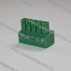 Разъемный клеммный блок 15EDGK-3.81-05P-14-00AH