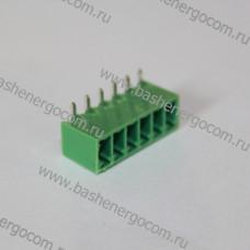 Разъемные клеммники 15EDGRC-3.5-06P-14-00A(H)