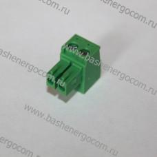 Разъемный клеммный блок 15EDGK-3.5-02P-14