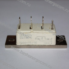 Тиристорный модуль SKKH 15/16E