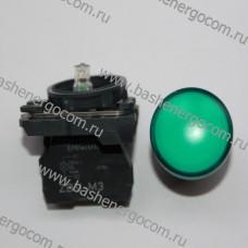 Сигнальная лампа XB5AVM3 зеленая
