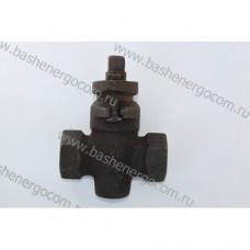 Кран муфтовый Ру-10-25